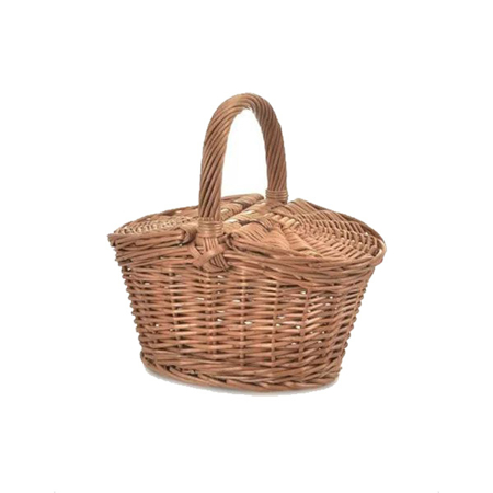 Picture of Minikane® Wicker picnic basket
