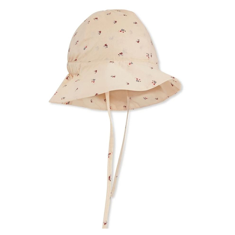 Picture of Konges Sløjd® sunhat Bloom Red/Blue