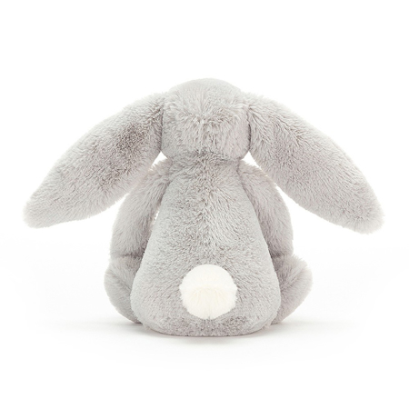 Picture of Jellycat® Soft Toy Bashful Silver Bunny Small 18cm