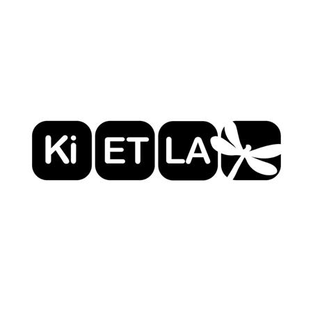 Picture of KiETLA® Sun shades for kids silver Silver Blue 1-2Y