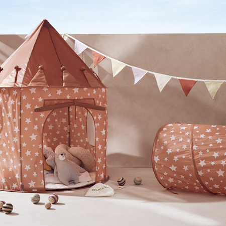Picture of Kids Concept® Tent Rust STAR