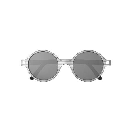 Picture of KiETLA® Sun shades for kids Stripe 6-9Y