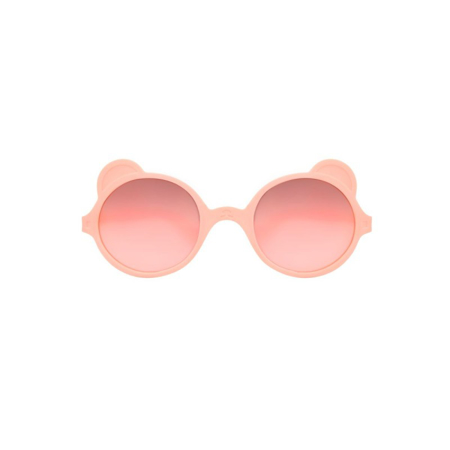Picture of KiETLA® Sun shades for kids silver Peach Pink 2-4Y