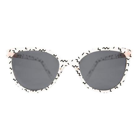 KiETLA® Sun shades for kids ZigZag 4-6Y