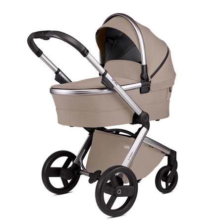 Picture of Anex® Stroller with Carrycot 2v1 L/Type (0-22kg) Flash