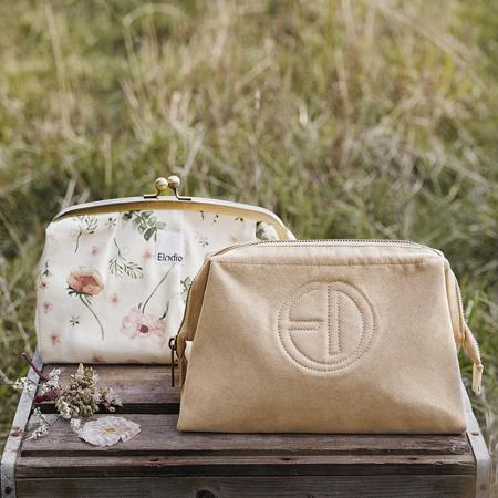 Elodie Details® Beauty Case Zip&Go Alcantara