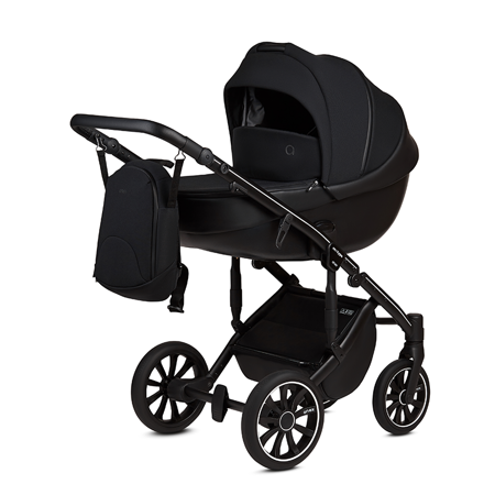 Picture of Anex® Stroller with Carrycot and Backpack 2v1 M/Type (0-22kg) Ink