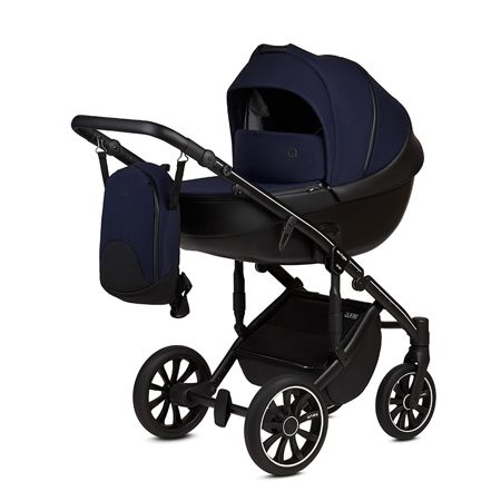 Picture of Anex® Stroller with Carrycot and Backpack 2v1 M/Type (0-22kg) Splash