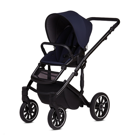 Anex® Stroller with Carrycot and Backpack 2v1 M/Type (0-22kg) Splash
