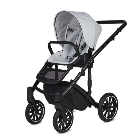 Anex® Stroller with Carrycot and Backpack 2v1 M/Type (0-22kg) Inverse