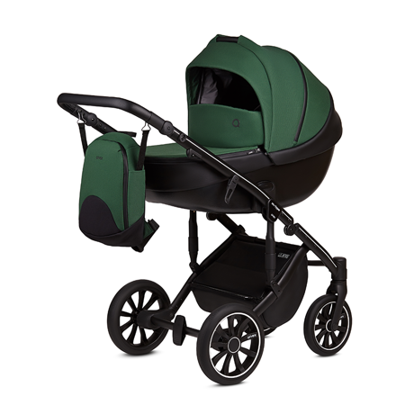 Picture of Anex® Stroller with Carrycot and Backpack 2v1 M/Type (0-22kg) Lime