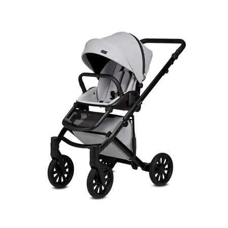 Anex® Stroller with Carrycot and Backpack 2v1 E/Type (0-22kg) Marble