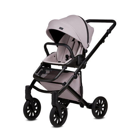 Anex® Stroller with Carrycot and Backpack 2v1 E/Type (0-22kg) Pearl