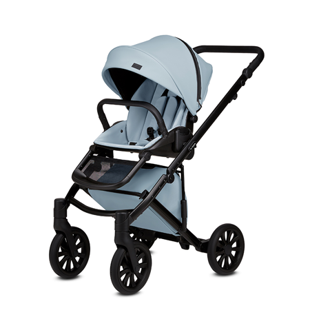 Anex® Stroller with Carrycot and Backpack 2v1 E/Type (0-22kg) Crystal