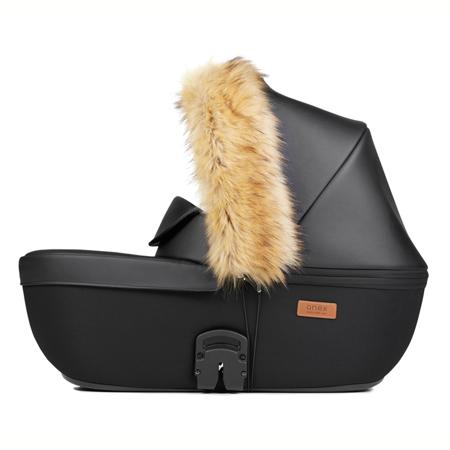 Anex® Fur Hood Brown