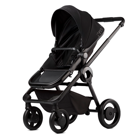 Anex® Stroller with Carrycot 2v1 Quant (0-22kg) Steam