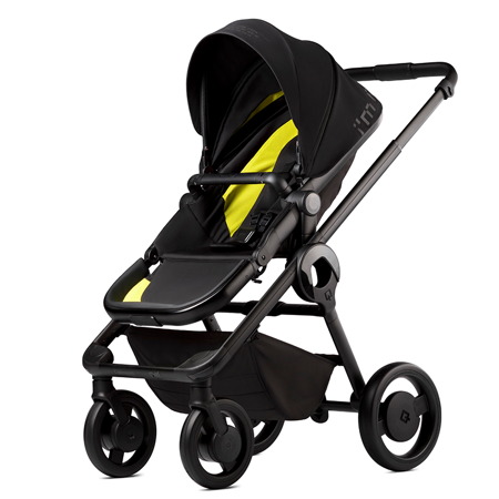 Anex® Stroller with Carrycot 2v1 Quant (0-22kg) Flame