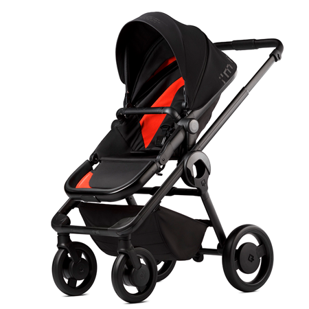 Anex® Stroller with Carrycot 2v1 Quant (0-22kg) Lava