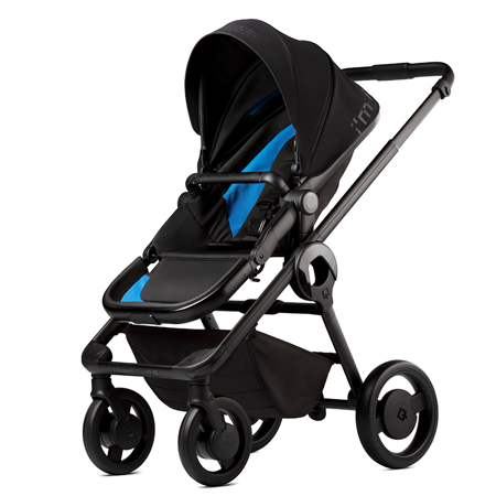 Anex® Stroller with Carrycot 2v1 Quant (0-22kg) Water