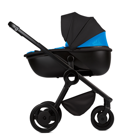Picture of Anex® Stroller with Carrycot 2v1 Quant (0-22kg) Water
