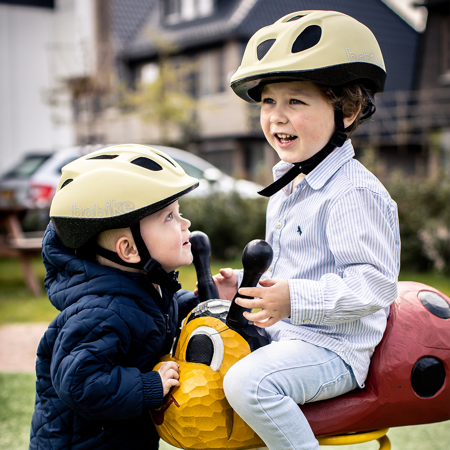 Picture of Bobike® Safty helmet GO S Lemon Sorbet