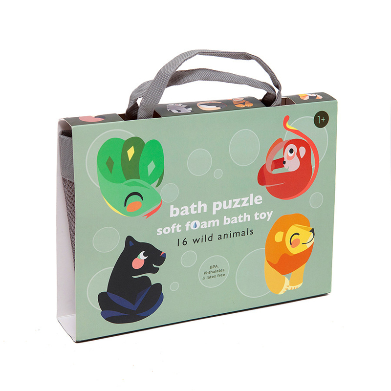 Picture of Petit Monkey® Puzzle Wild Animals