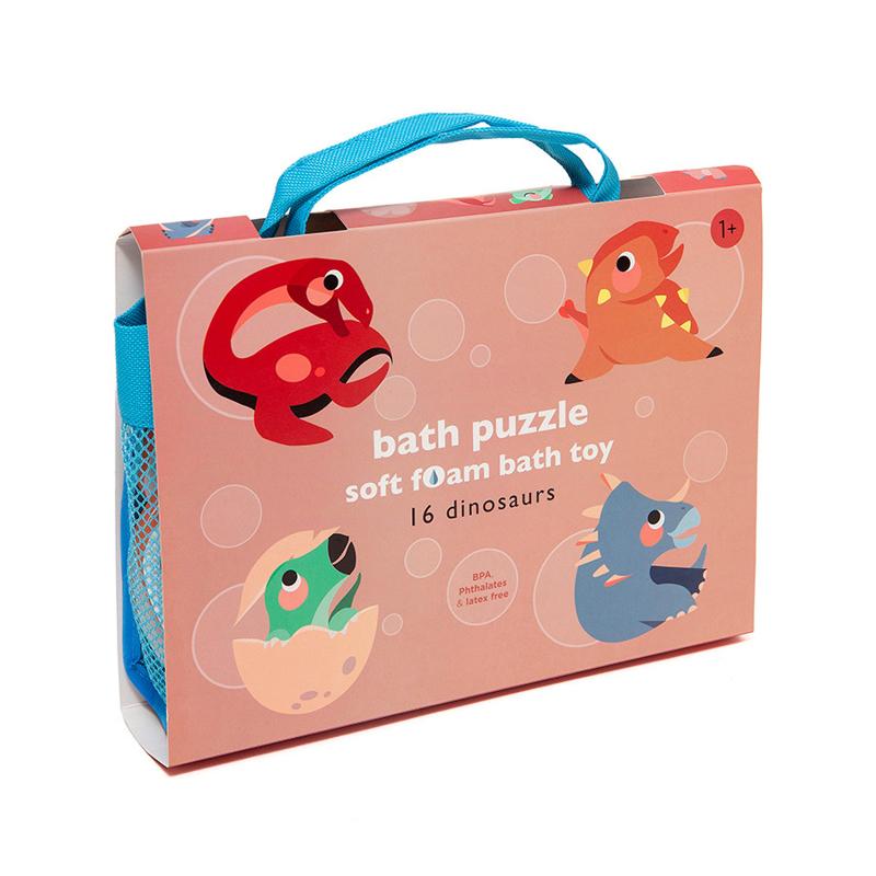 Picture of Petit Monkey® Puzzle Bath Dinosaurs