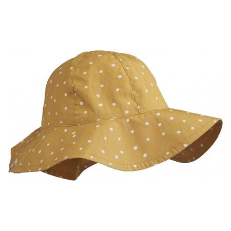 Picture of Liewood® Amelia Klobuček z UV zaščito Confetti Yellow Mellow 0-3 M