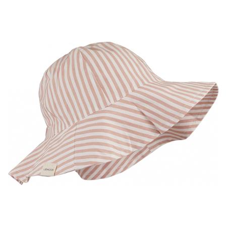 Picture of Liewood® Amelia Sun Hat Coral Blush/Creme de la Creme