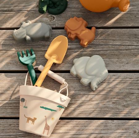 Liewood® Dante Beach Set Rabbit Peppermint Multi Mix