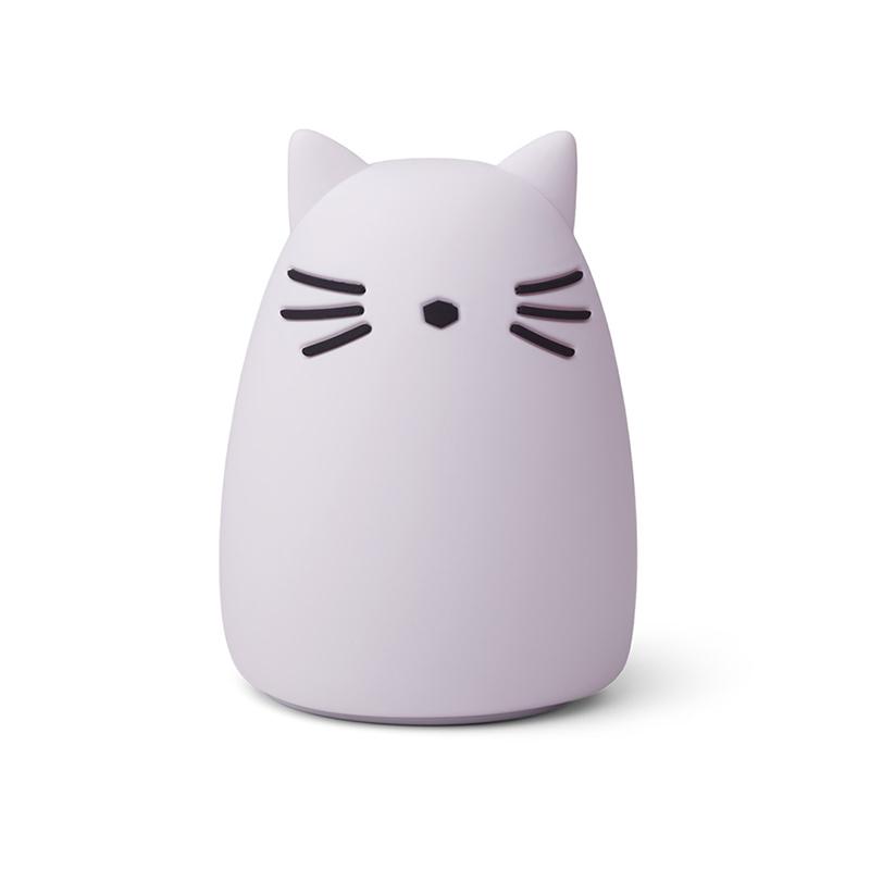 Picture of Liewood® Winston night light Cat Light Lavender