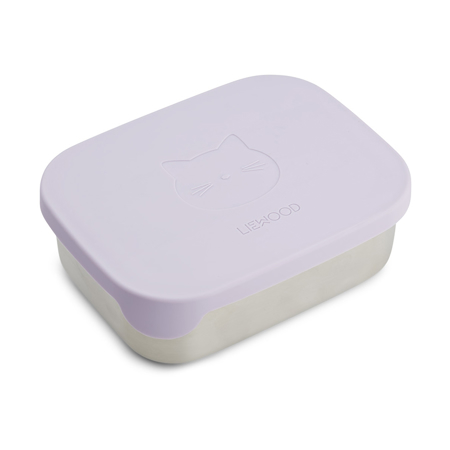 Picture of Liewood® Arthur lunchbox Cat Light Lavender