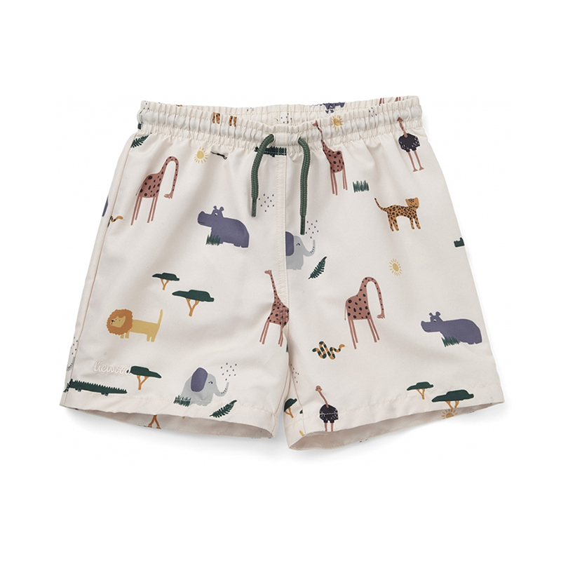 Picture of Liewood® Duke board shorts Safari Sandy Mix
