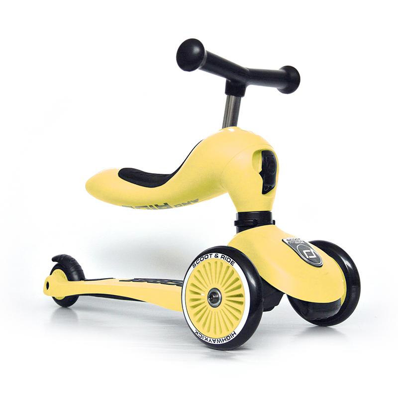 Picture of Scoot & Ride® Highwaykick 1 Lemon