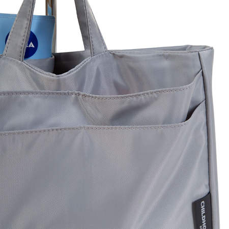 Picture of Childhome® Bag in bag Organizer Canvas Grey