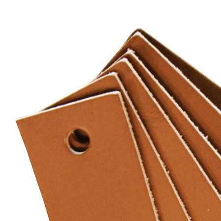 Picture of Leander® Leather Handle 6 pcs. Brown
