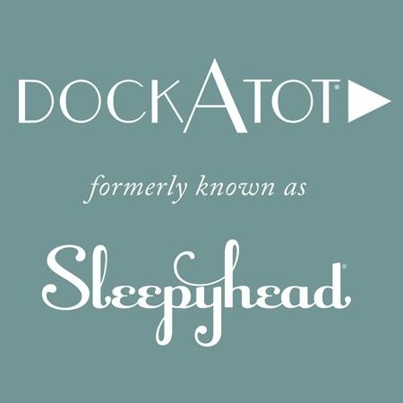 Picture of DockAtot® Grand Dock Marine Chambray (9-36m)