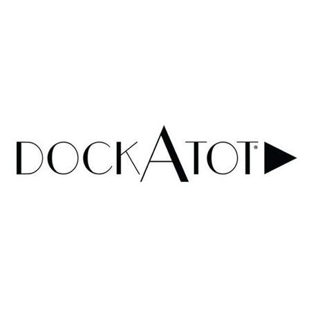 Picture of DockAtot® Grand Dock Ginger Chambray (9-36m)