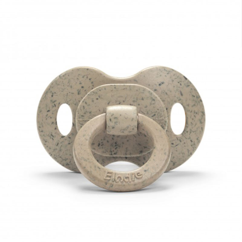 Picture of Elodie Details® Bamboo Pacifier Latex Khaki