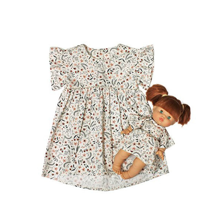 Picture of Minikane® Duo Collection DAISY Cotton Dress Nina