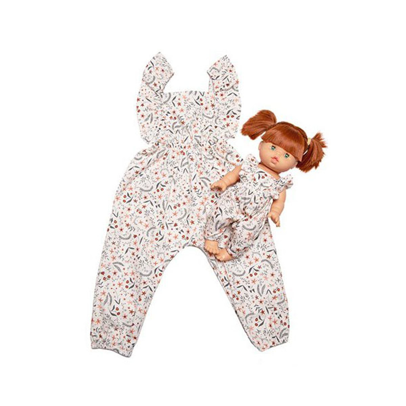 Picture of Minikane® Duo Collection MAYA Cotton jumpsuit Nina