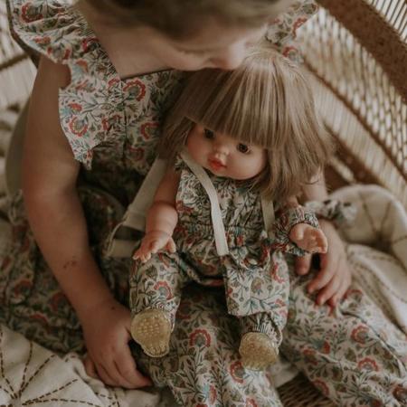 Minikane® Duo Collection MAYA Cotton jumpsuit Nina