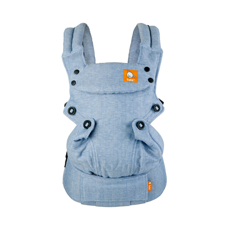 Picture of Tula® Explore Linen Baby Carrier - Rain
