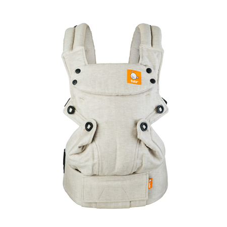 Picture of Tula® Explore Linen Baby Carrier - Sand