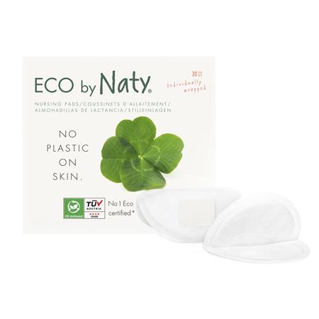 Eco by Naty® Nursing Pads 30 pcs.