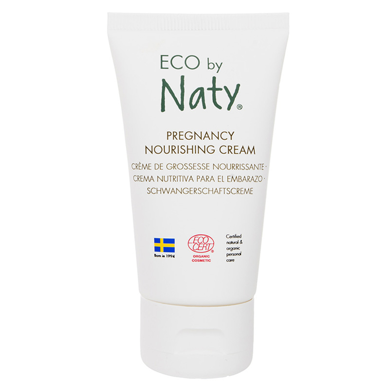 Picture of Eco by Naty® Pregnancy Nourshing Cream 50 ml