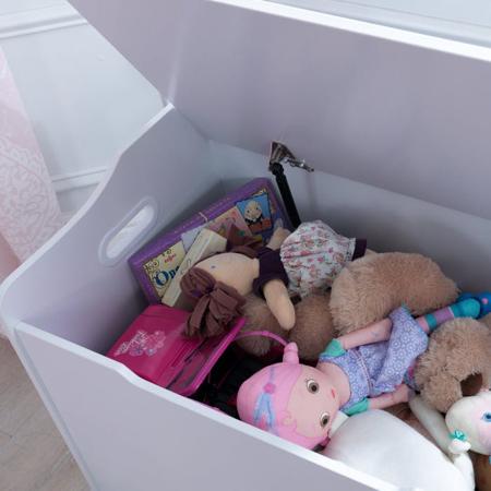 Picture of KidKratft® Box for toys Austin White