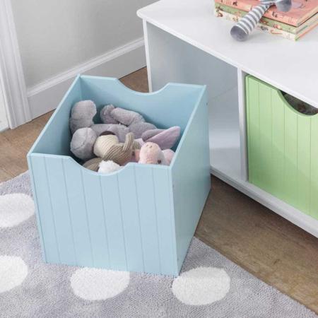 Picture of KidKratft® Storage Bench Pastel