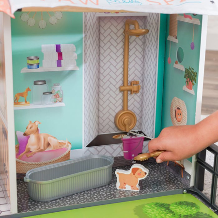 Picture of KidKratft® Hiška za punčke Bianca City Life