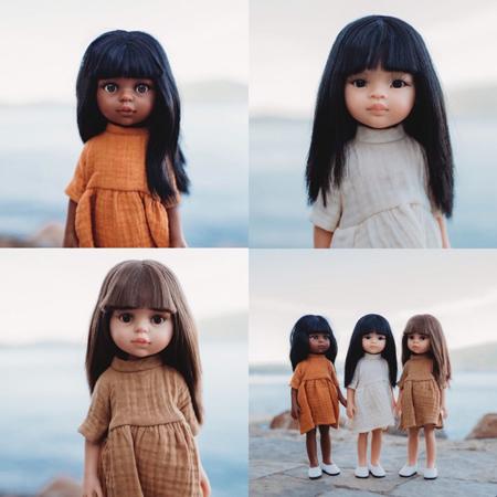 Picture of Minikane® Doll Liu 32cm